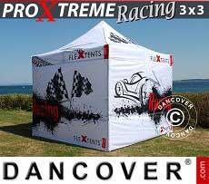 Faltzelt FleXtents PRO Xtreme Racing 3x3m, limitierter Auflage