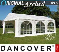 Partyzelt Original 4x6m PVC,