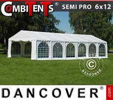 Partyzelt CombiTents® 6x12m 4-in-1