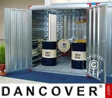 Umwelt-Container 3x2,2x2,2 m