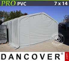 Lagerzelt Garagen PRO 7x14x3,8 m PVC