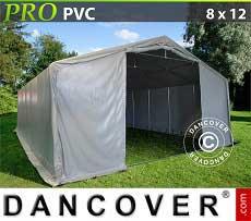 Lagerzelt Garagen PRO 8x12x4,4m PVC