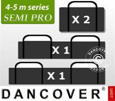 Tragetaschenpaket, Partyzelt 4+5m-Serie SEMI PRO