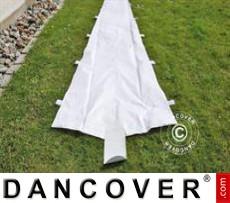 Dachrinne 6m PVC für Pagodenzelte PartyZone