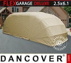 Faltgarage (Auto), ECO, 2,5x6,1x2m, beige