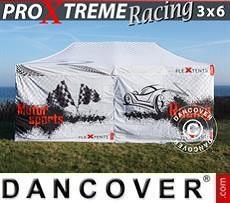 Faltzelt FleXtents PRO Xtreme Racing 3x6m, limitierter Auflage