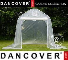 Foliengewächshaus, 2x3x2m, PE, transparent