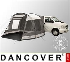 Camping-Vorzelt Easy Camp, Shamrock, grau