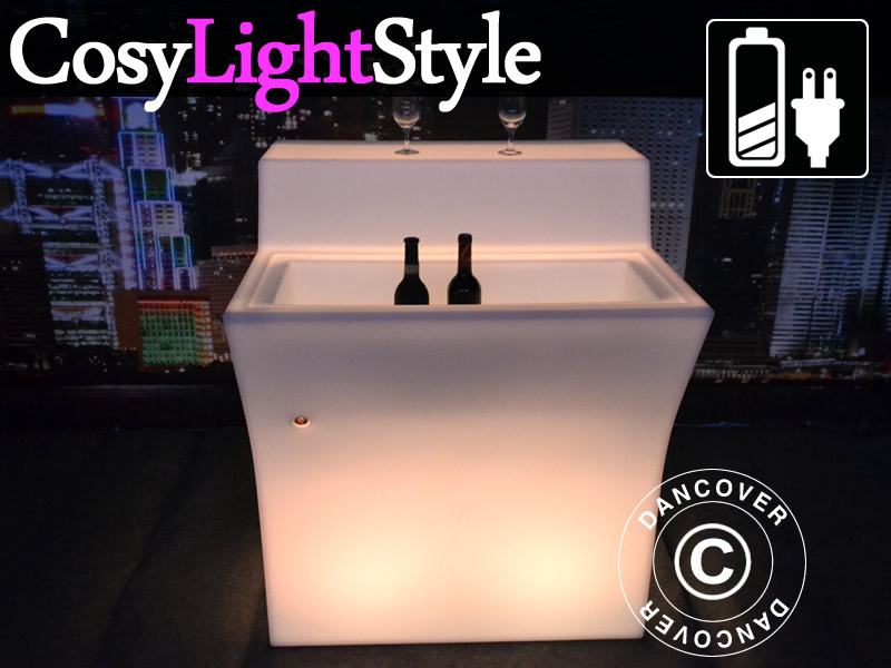 LED bar med moduler