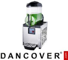 Slush ice machine, 1 tank, 12 L