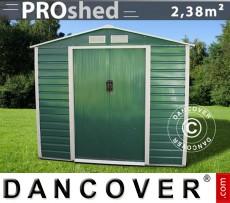 Caseta de jardin 2,13x1,27x1,90m ProShed, Verde