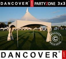 Pagoda Partyzone 3x3m PVC
