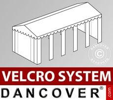 Cubierta para tejado con velcro para carpa SEMI PRO Plus CombiTents® de