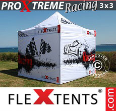 Carpa plegable FleXtents 3x3m, Edición limitada