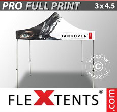 Carpa plegable FleXtents 3x4,5m