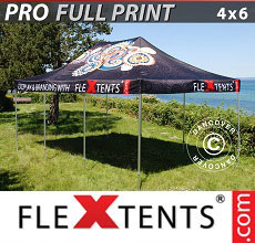 Carpa plegable FleXtents 4x6m