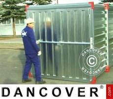 Varillas protectoras para container