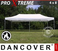 Flextents Carpas Eventos 4x8m Blanco, Ignífuga