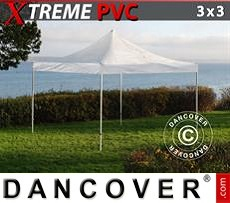 Flextents Carpas Eventos 3x3m Transparente