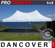 Flextents Carpas Eventos 4x8m Blanco
