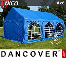 Tendoni Gazebi Party UNICO 4x6m, Blu