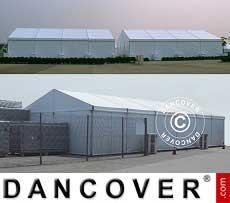 Capannone tenda PRO 12x12 m