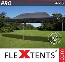 Tenda per racing PRO 4x8m Nero