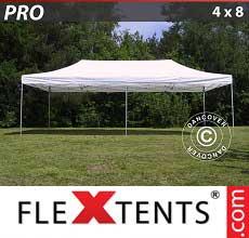 Tenda per racing PRO 4x8m Bianco