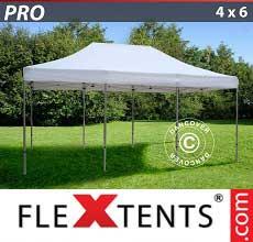 Tenda per racing PRO 4x6m Bianco