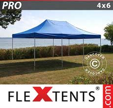 Tenda per racing PRO 4x6m Blu