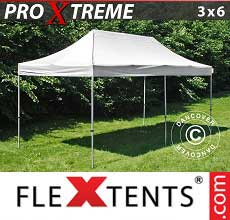Tenda per racing Xtreme 3x6m Bianco