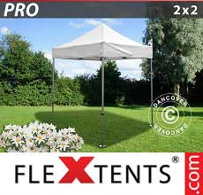 Tenda per racing PRO 2x2m Bianco