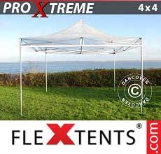 Tenda per racing Xtreme 4x4m Trasparente