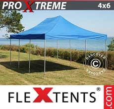Tenda per racing Xtreme 4x6m Blu