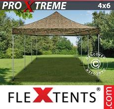 Tenda per racing Xtreme 4x6m Camouflage