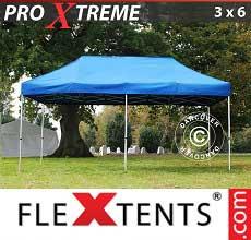 Gazebo pieghevole  Xtreme 3x6m Blu