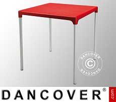 Tavolo da giardino Boulevard Rosso