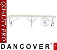Panchina Pieghevole 183x25x40 cm (1 pz.)