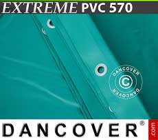 Telo 4x6m PVC 570 g/m² Verde