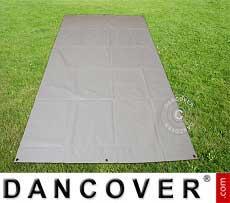Pavimento per tende 2,6x3,1m PVC Grigio