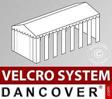 Copertura del tetto in Velcro per il tendone SEMI PRO Plus CombiTents™ 6x14m