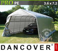 Tenda garage PRO 3,6x7,2x2,68m