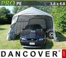 Tenda garage PRO 3,6x4,8x2,7 m, PE