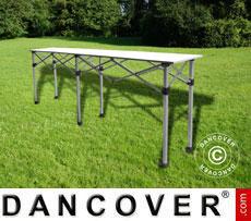 FleXtents PRO tavolo pieghevole, 3m, Bianco