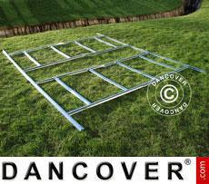 Casetta da giardino, Struttura pavimentazione ProShed 3,4x3,82m