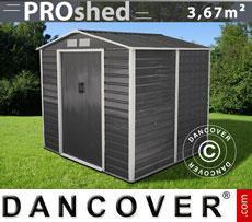 Casetta da giardino 2,13x1,91x1,90m ProShed, Antracite
