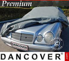 Copriauto Premium, 4,7x1,66x1,27m, Grigio