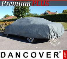 Copriauto Premium Plus, 4,96x1,79x1,27m, Grigio