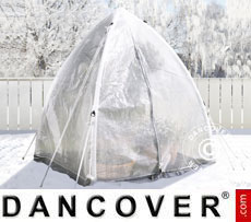 Tenda Invernale per la Protezione delle Piante, Tropical Island M, 1,3x1,3x1,5m
