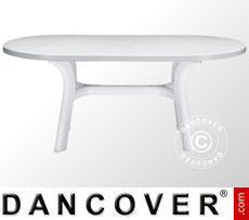Tavolo da giardino Pagoda Bianco